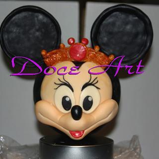 Minnie Mouse Evolution