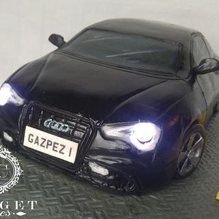 Audi A5 2 door Coupe Cake