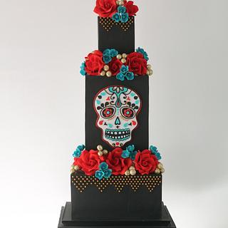 Alma Carinosa - Cake by Nichole Stiglich Cake Design