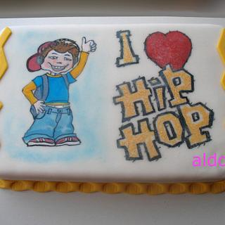 Hand painting - Hip hop