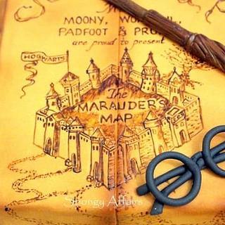Marauder's map!