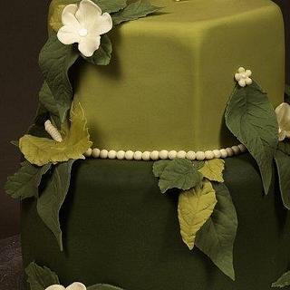 Spring Time - Cake by JenStirk