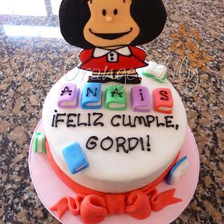 Mafalda Cake!