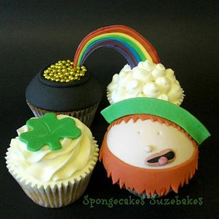 St Paddy's Day Cupcakes!