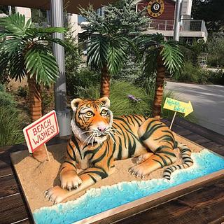 Tiger Tails - Cake by Simply Sugar Bakery Boutique