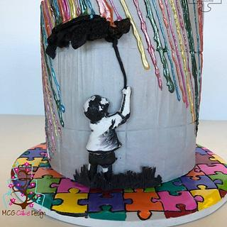 Sugar Art for Autism Collaboration