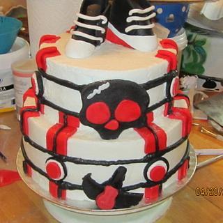 misc cakes - Cake by bekka
