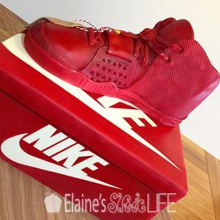 Nike Hightop Cake