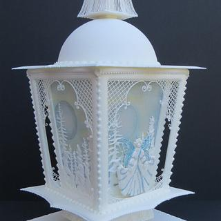 Fairy Lantern - Cake by Cakes by Beatriz