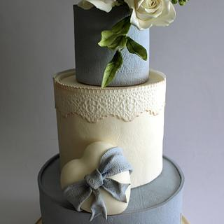 My birthday cake!! - Cake by Angela Penta