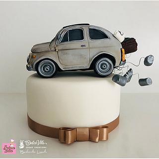 50th wedding anniversary  - Cake by AppoBli Belinda Lucidi