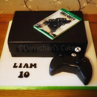 Xbox one x cake