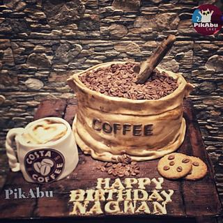 Coffee Cake for lovers Coffee