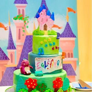 Eglefino cake