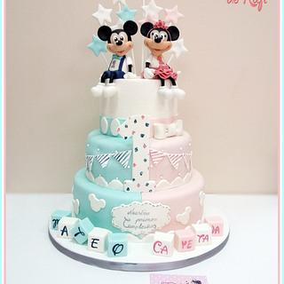 ⭐ Mickey twins ⭐