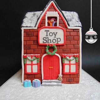 Toy shop - Christmas in Frostington