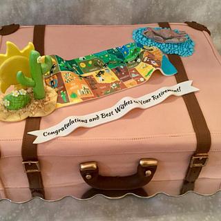Arizona Retirement Cake