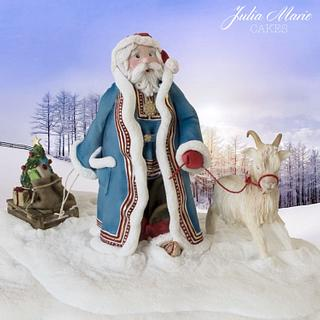 Santa's Passport Collaboration: Finland