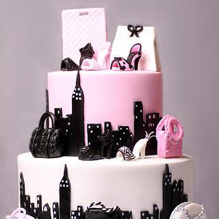 NYC CHIC - Cake by Shanita