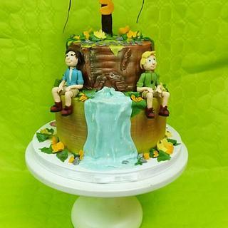 Wild Kretts cake - Cake by Princess Andjela