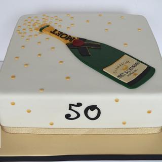 Champagne 50th