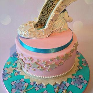 Irregular Choice Unicorn Shoe