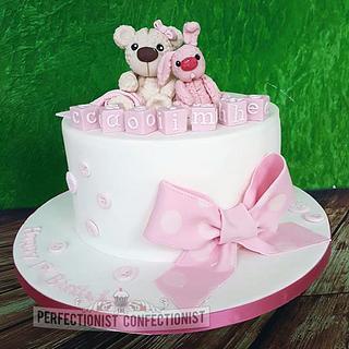 Caoimhe - First Birthday Cake