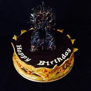 Game of Thrones - Iron Throne