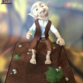 Froben the Faerie modelled figure Class