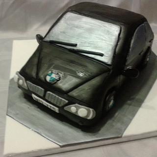 BMW Car Cake :)