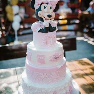 Mini mouse - Cake by Svetla Yankova