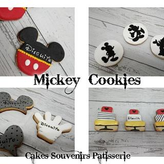 Cookies with the cuteness of Disney