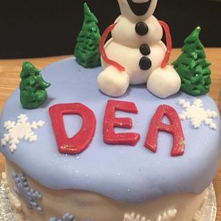 Funny Olaf