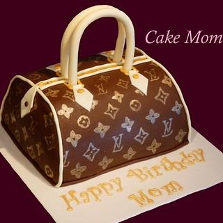 Louis Vuitton - Cake by cakemomma1979
