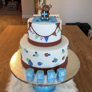 Baby Bear cake - Cake by Ann