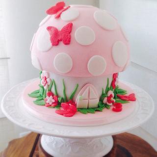 Luisa's Birthday cake