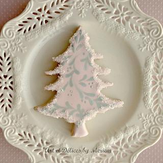 Christmas Tree - Cake by artetdelicesbym