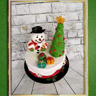 Christmas with Family and Friends - CPC Christmas Collaboration