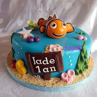 Nemo cake - Cake by Angelu