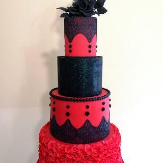 Graduation cake - Cake by KamiSpasova