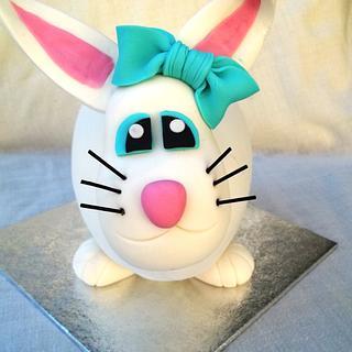 Bunny easter egg