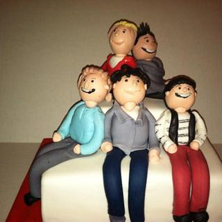 One Direction - Cake by Maureen