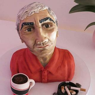 My dad♥️ - Cake by Jelena Brkljac