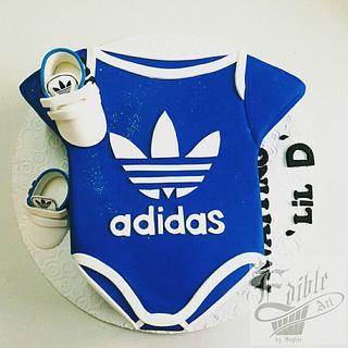 Designer baby vest