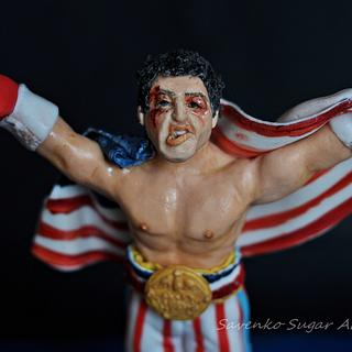 Ladies and gentlemen, Rocky Balboa!