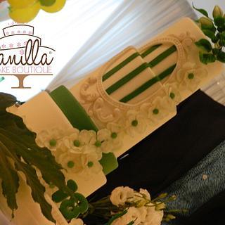 Blossom Life - Cake by Vanilla cake boutique