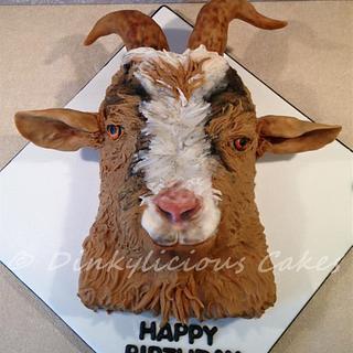Goat Cake