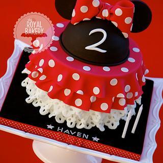 Minnie Mouse Petticoats