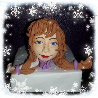 Frozen, Anna