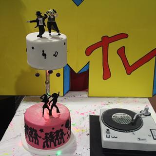 80's Cakes